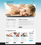 Beauty Website  Template 39966