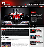 Cars Drupal  Template 39994
