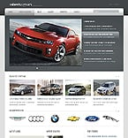 Cars Drupal  Template 39996
