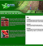 denver style site graphic designs farm field farmer agriculture green farming fruits