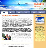 denver style site graphic designs traveling tours vacation rest summer resorts water seaside ocean island