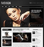 Fashion Joomla  Template 40008