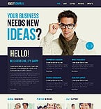 Website  Template 40016