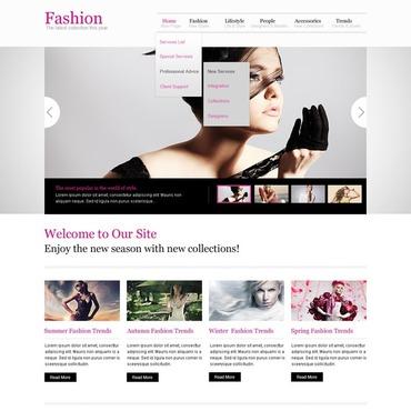Fashion Web Templates | Website Templates Page 7