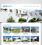 Website  Template 40055