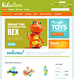 osCommerce  Template 40061