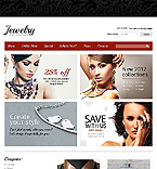 Jewelry VirtueMart  Template 40094