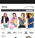 Fashion VirtueMart  Template 40097