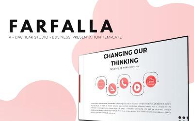 Farfalla - 商务演示 PowerPoint 模板