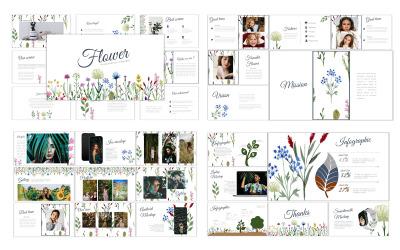 Flower Prezentacje Google