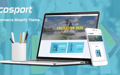 Gts Ecosport - Responsive Shopify Theme