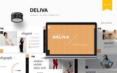 Deliva   Google Slides