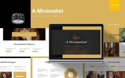 Minimalis | Prezentace Google