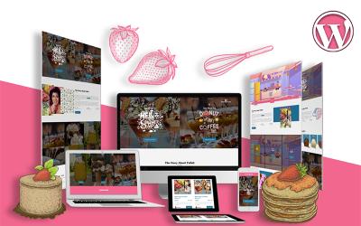 Eis & gefrorener Joghurt | Summercream WordPress Theme