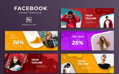 Casual Fashion Sale Social Media Template
