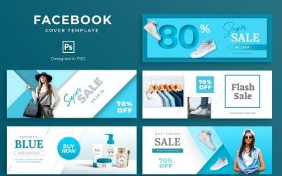 Fashion Flash Sales Social Media Template