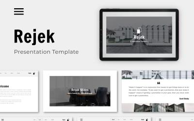 Rejek Business Google Slides