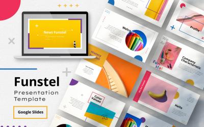 Funstel - szablon Keynote