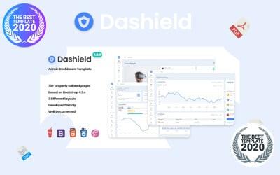 Dashield - Bootstrap 4 Admin Template