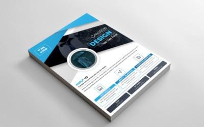 Modern Flyer - Corporate Identity Template