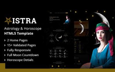 Vistra - Multipurpose Astrology & Horoscope HTML 5 Website Template