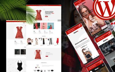 Huma -  Multipurpose eCommerce WordPress Theme