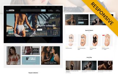 Biittle - WooCommerce-tema för underkläder