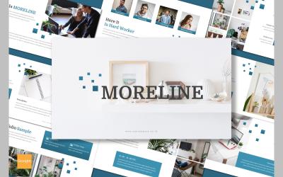 Moreline Google Slaytları
