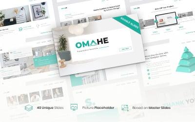 Omahe – Interior Design Google Slides
