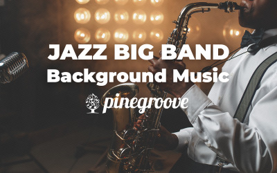 Big Band Savage Jazz - Faixa de Áudio