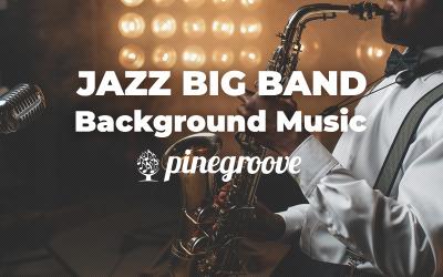 Big Band Savage Jazz - zvuková stopa