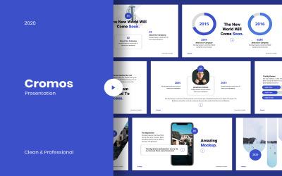 Cromos - Modern Google Slides