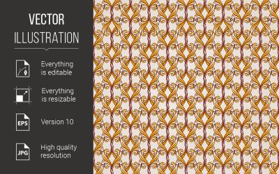 Patroon - Vector Afbeelding