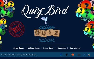 Quiz Bird - Плагин для викторин и тестов для WordPress