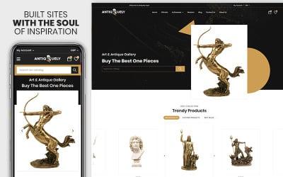 Antik - Az Art & Gift Premium Shopify téma