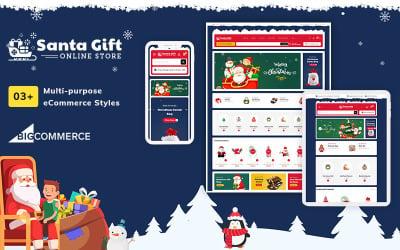 Santa Gift – Stencil Multi-Purpose Responsive BigCommerce Theme