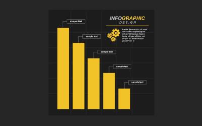 数据财务图图表元素