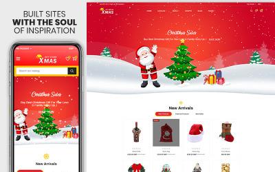 Xmas - The Christmas Gift & Decoration Shopify Theme