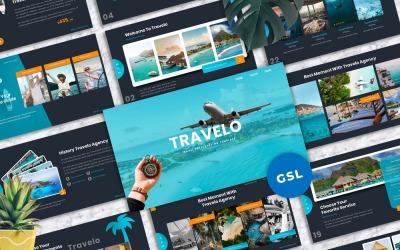 Travelo - Utazás a Google Diákon