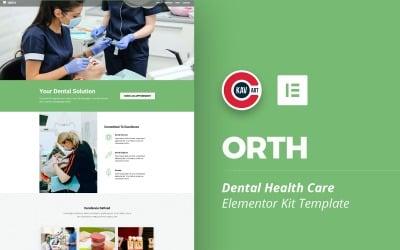 Orth - Kit elementare per la cura della salute dentale