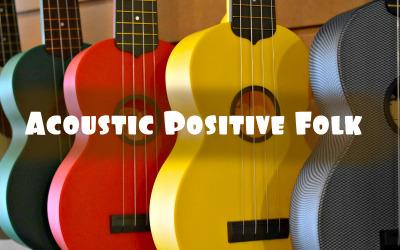 Acoustic Positive Folk Stock Music