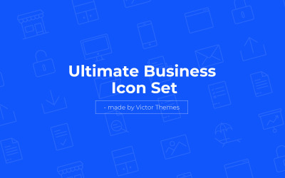 Ultimate Business Iconset