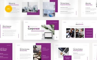 Corporase Business Google Slides