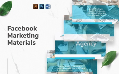 Staffing Agency Facebook Cover and Post