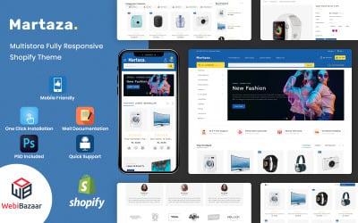 Martaza - Multipurpose Modern Shopify Theme