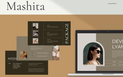 MASHITA Powerpoint Template