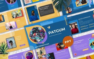 Patgum - Kreativer Powerpoint