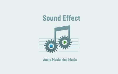 Efeitos sonoros introdutórios