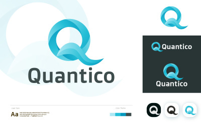 Q Word Logo