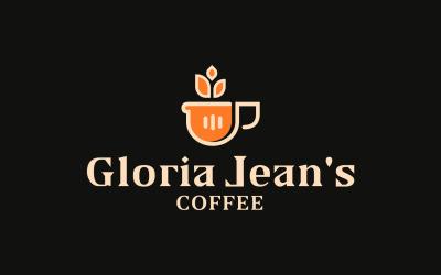 Coffee Brand Logo Template